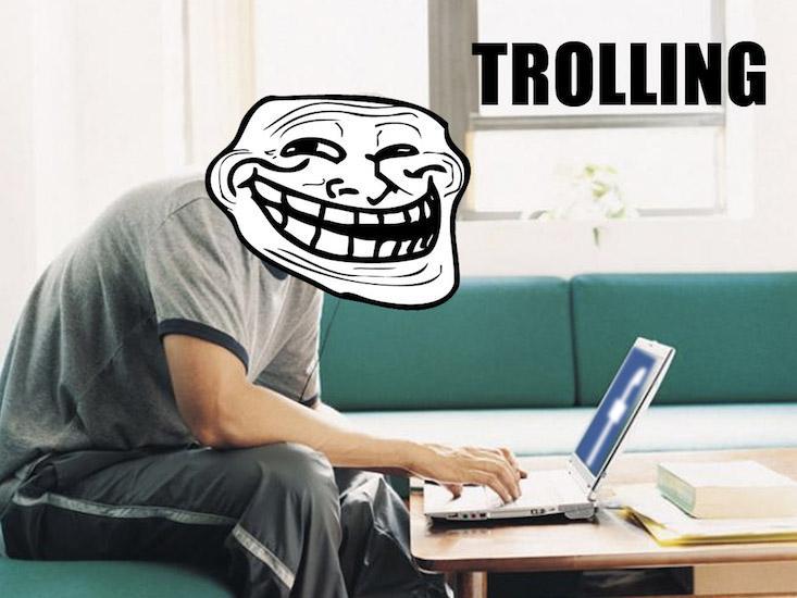 Image result for trolling