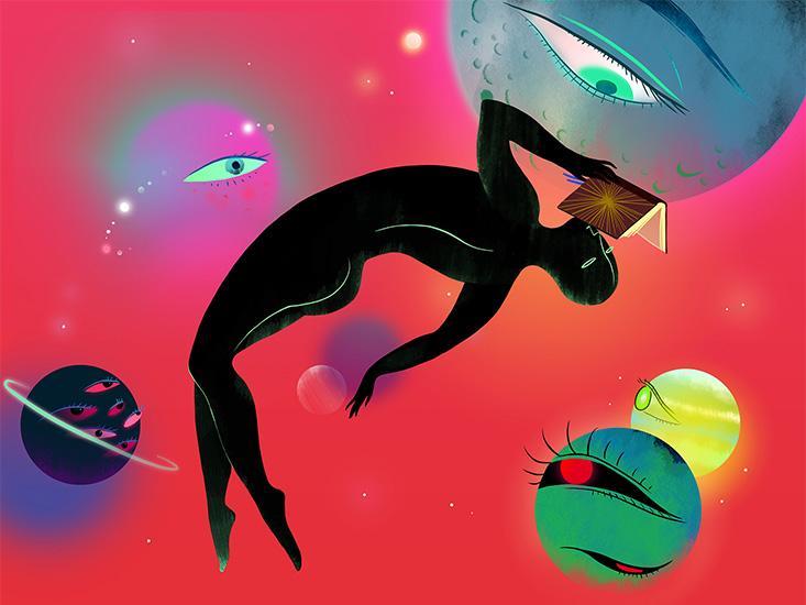 Alien Cultures Concept Art