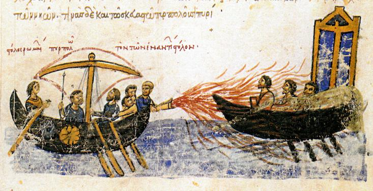 The Hidden Science and Tech of the Byzantine Empire - Facts So