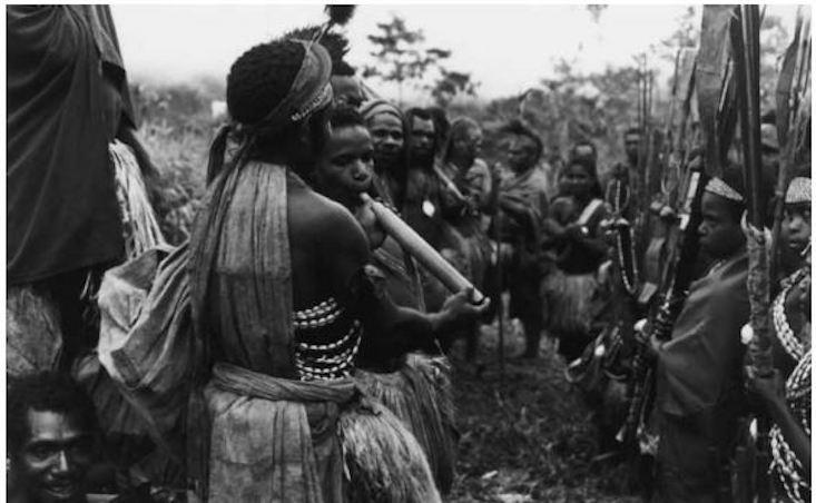 Sambia tribe homosexuality statistics