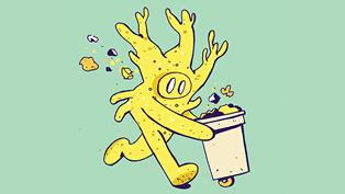 The Brains Secret Gardeners >> The Neuron S Secret Partner Issue 27 Dark Matter Nautilus