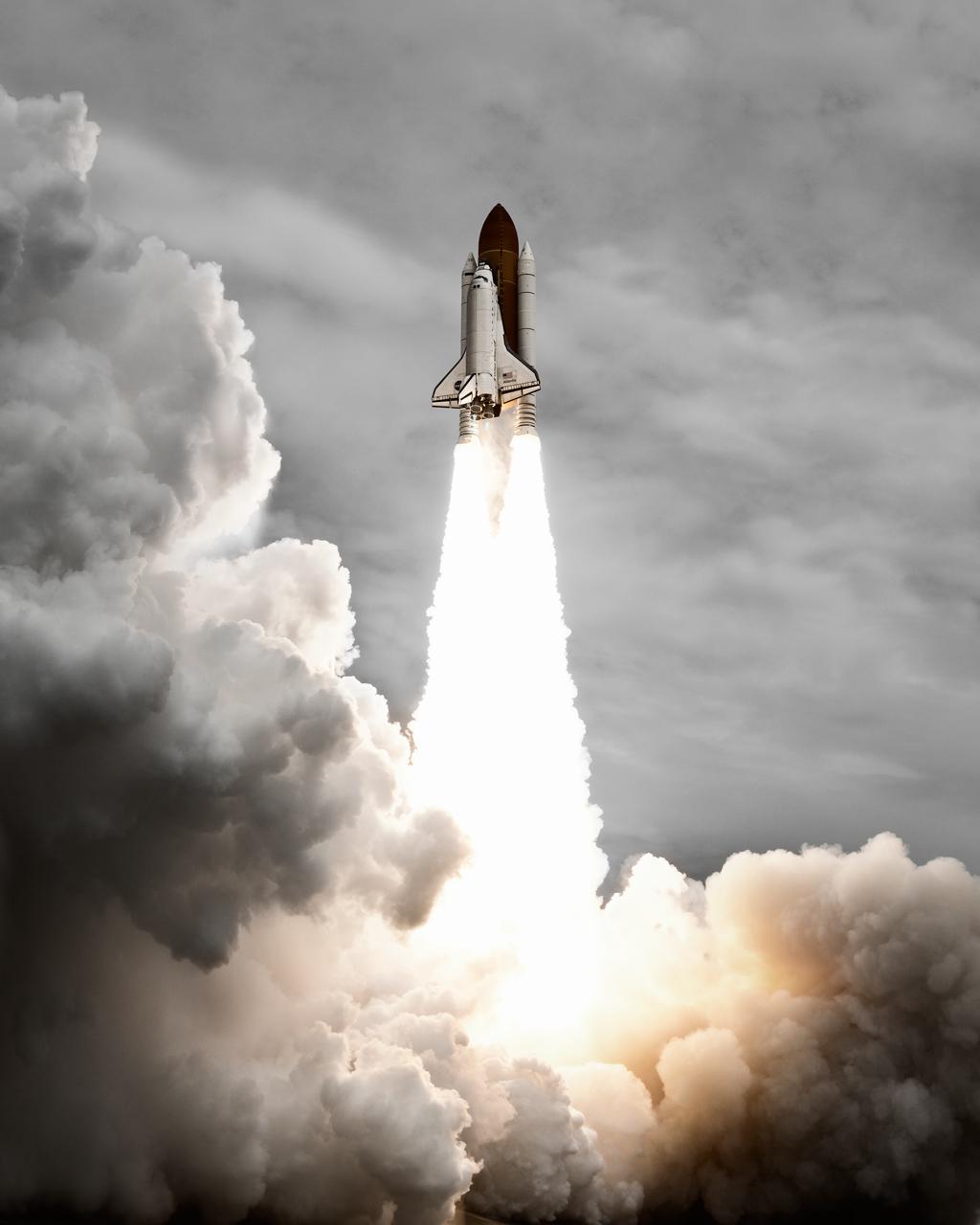 space shuttle endeavour final launch - photo #47