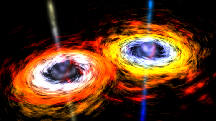 Why It's Hard for Black Holes to Get Together - Issue 33