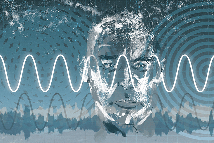 Brian Eno Plays the Universe - Issue 38: Noise - Nautilus